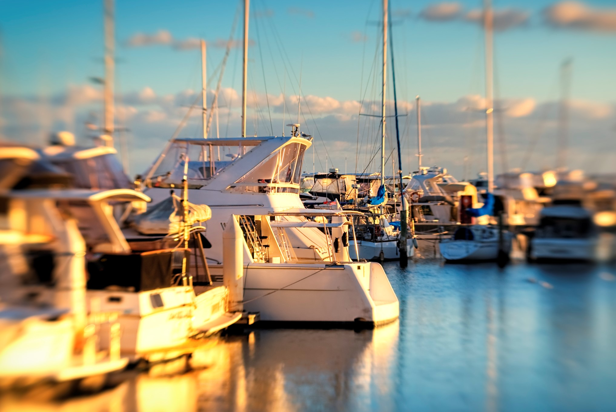 California Yacht Marina Wilmington offers Yacht Parking Service