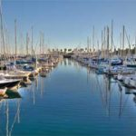 Yacht Parking at Cabrillo Marina