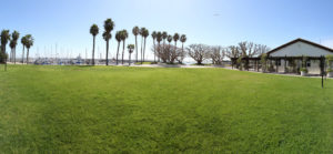 the Plaza at Cabrillo Marina for Wedding Ceremonies & Receptions