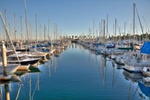 California Yacht Marina Port Royal
